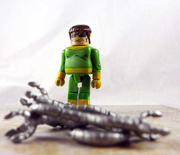 Doc Ock Loose Minimate (Marvel Spider-Man Friends and Foes Box Set)