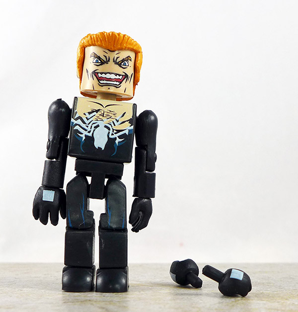 Transformation Venom Partial Loose Minimate (Marvel Wave 24)