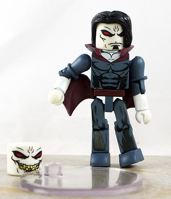 Morbius the Living Zombie Partial Loose Minimate (Marvel Villain Zombies 2 Box Set)