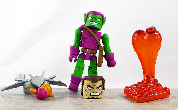 Green Goblin Loose Minimate (Marvel