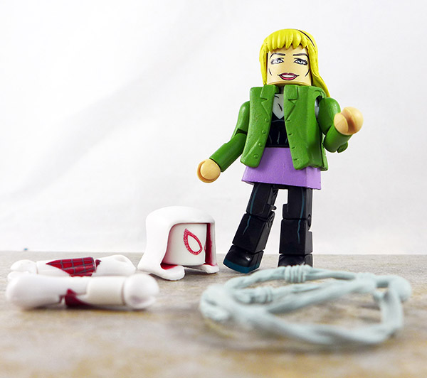 Spider-Gwen Loose Minimate (Marvel TRU Wave 21)