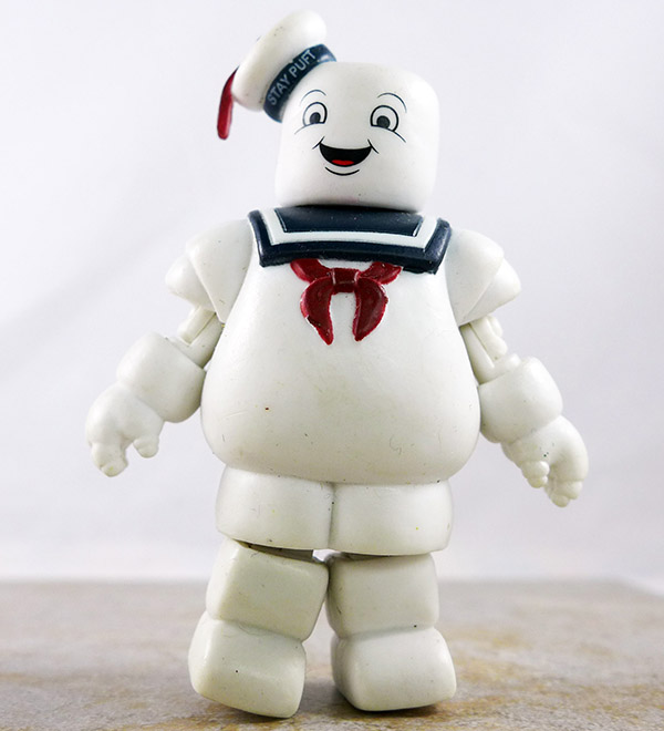 Stay Puft Marshmallow Man Loose Minimate (Ghostbusters TRU Series 2)