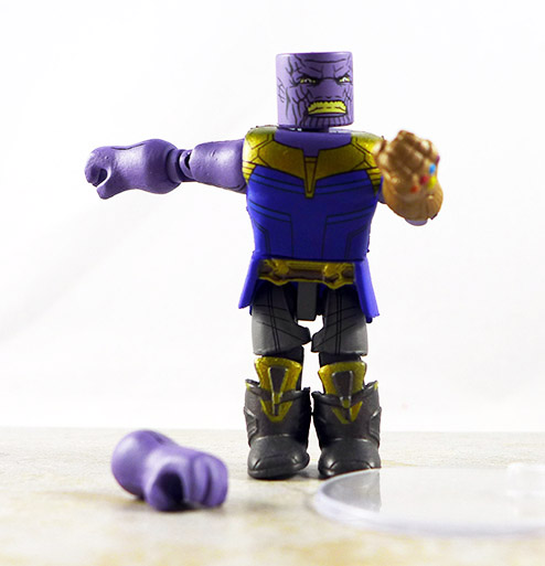 Thanos Loose Minimate (Marvel TRU Infinity War Wave 1)
