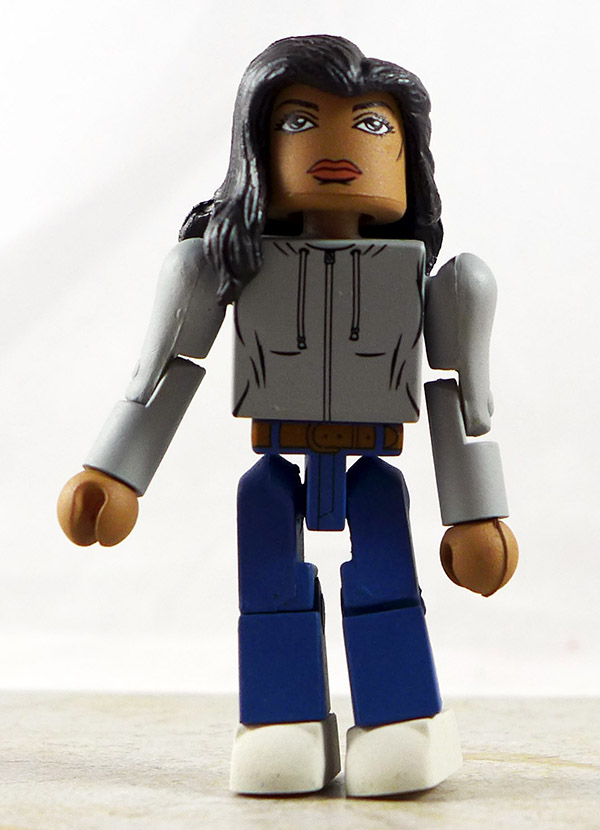 Claire Temple Partial Loose Minimate (Marvel Daredevil Netflix Box Set 1)