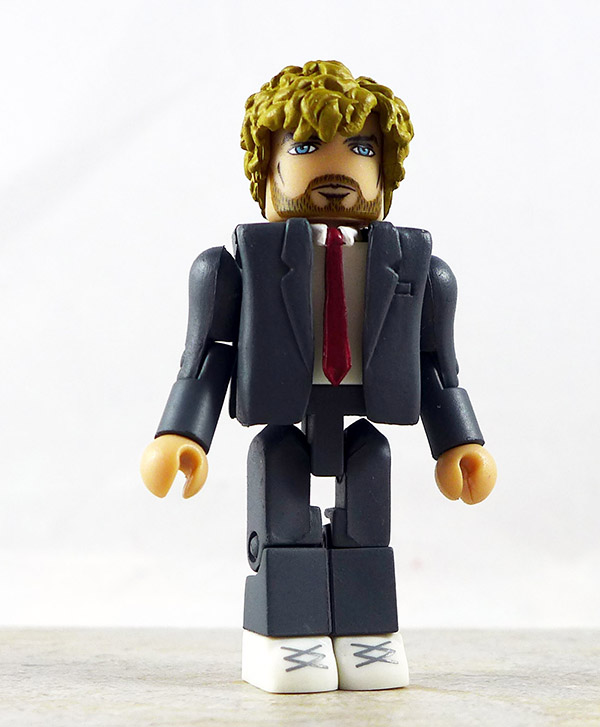 Danny Rand Loose Minimate (Marvel Iron Fist Netflix Box Set)