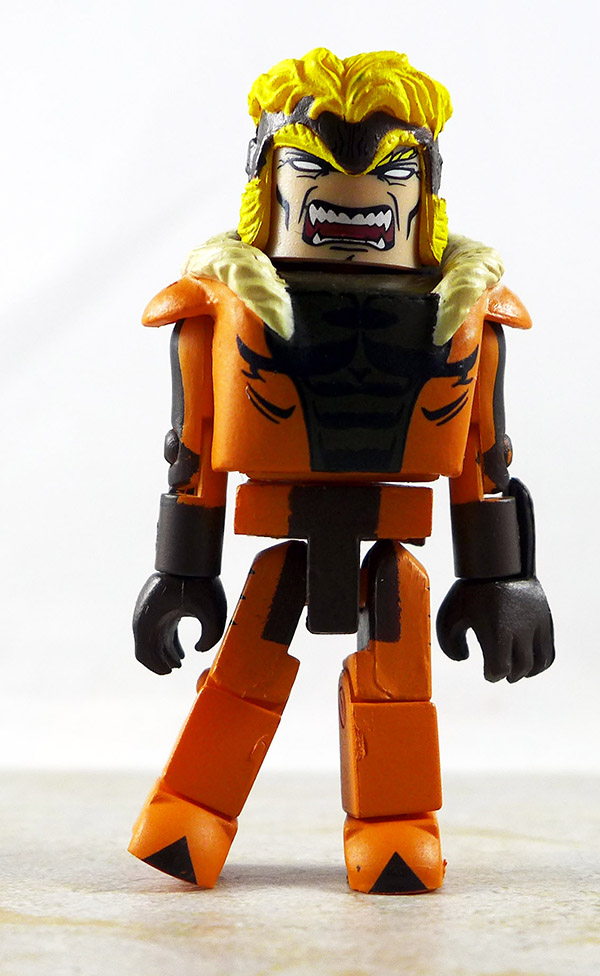 Sabretooth Loose Minimate (Marvel Wave 28)