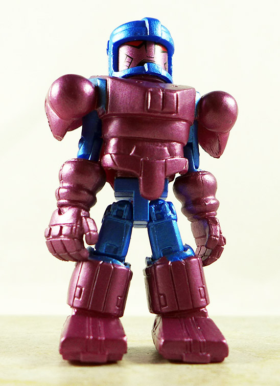 Sentinel Loose MInimate (Marvel vs. Capcom TRU Wave 2)