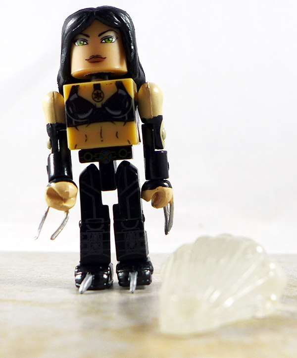 X-23 Loose Minimate (Marvel vs. Capcom Series 3)