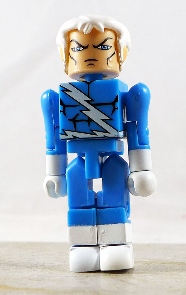 Quicksilver Loose Minimate (Marvel Wave 16)