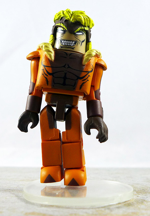 Sabretooth Loose Minimate (Marvel 'Best of' Wave 1)