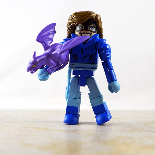 Shadowcat Loose Minimate (Marvel Wave 31)