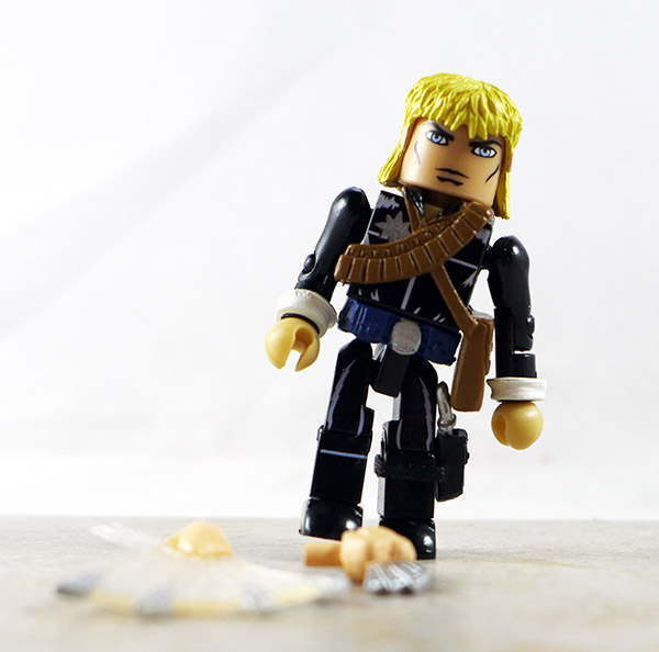 Longshot Loose Minimate (Marvel Wave 47)