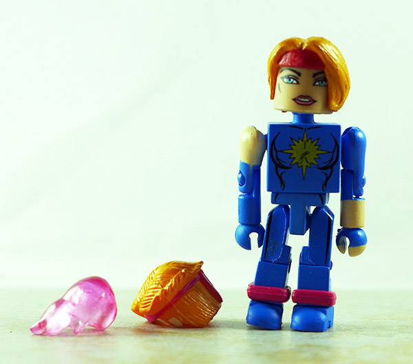 Dazzler Partial Loose Minimate (Marvel Wave 47)