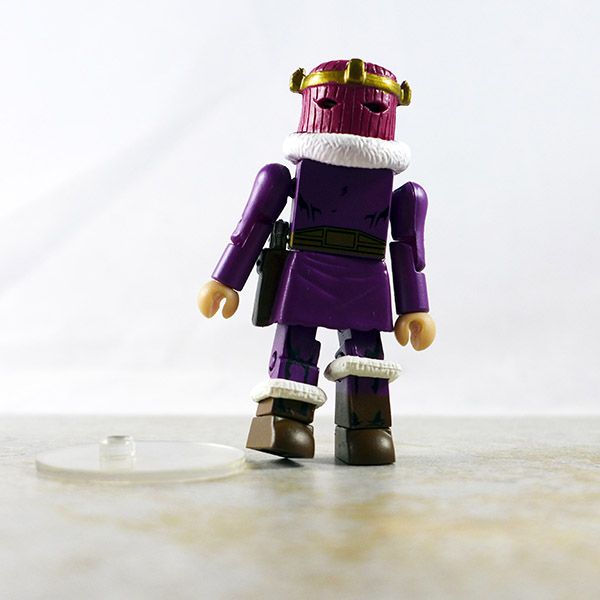 Baron Zemo 1 Loose Minimate (Marvel Wave 50)