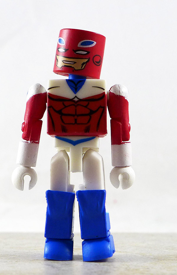 Captain Britain Loose Minimate (Marvel Excalibur Box Set)
