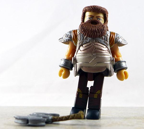 Volstagg Loose Minimate (Marvel TRU Thor Two Packs)
