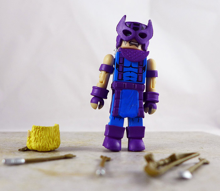 Hawkeye Loose Minimate (Marvel Avengers Box Set)
