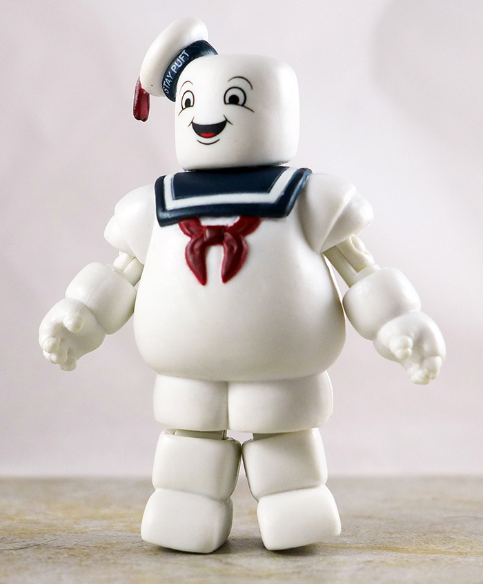 Stay Puft Marshmellow Man Loose Minimate (Ghostbusters TRU Series 2)