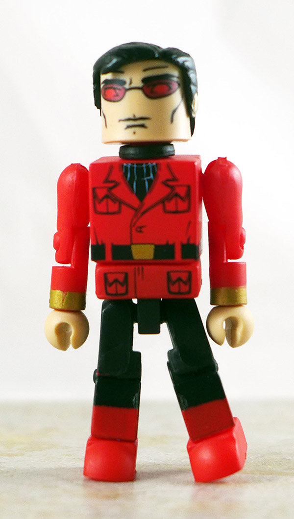 Wonder Man Loose Minimate (Marvel TRU Wave 2)