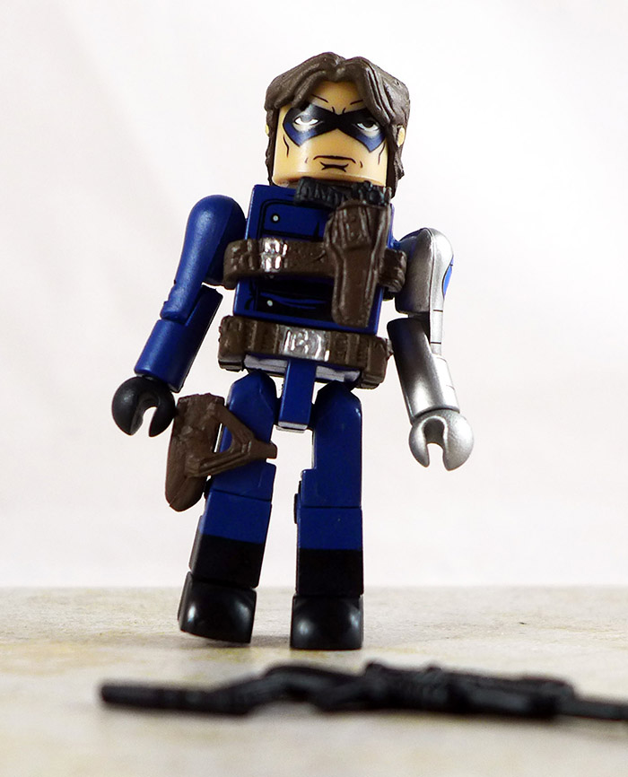 Winter Solider Agent of SHIELD Loose Minimate (Marvel TRU Wave 18)