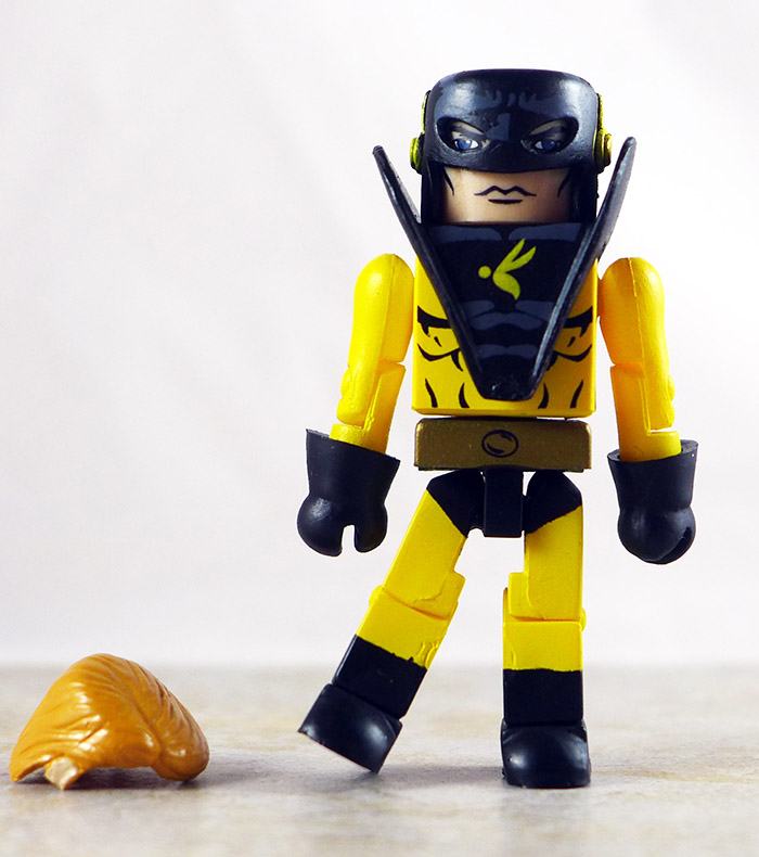 Yellowjacket Loose Minimate (Marvel Wave 32)
