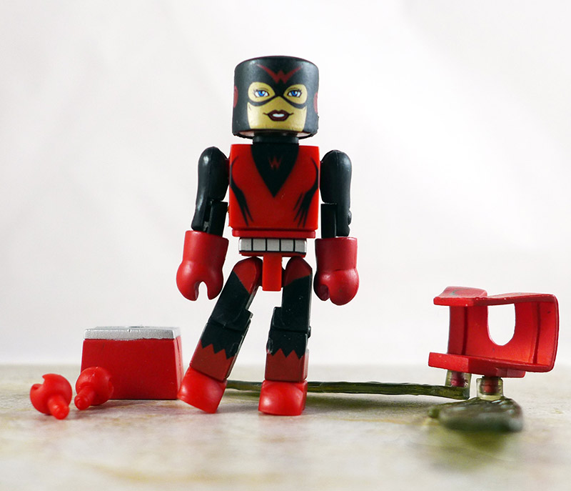 Wasp Partial Loose Minimate (Marvel Avengers Box Set)