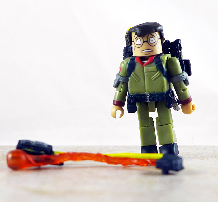 Louis Tully Loose Minimate (Real Ghostbusters TRU Series 2)