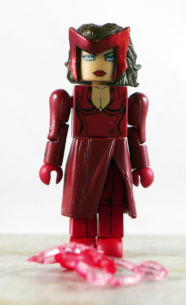 Scarlet Witch Loose Minimate (Marvel TRU Wave 16)