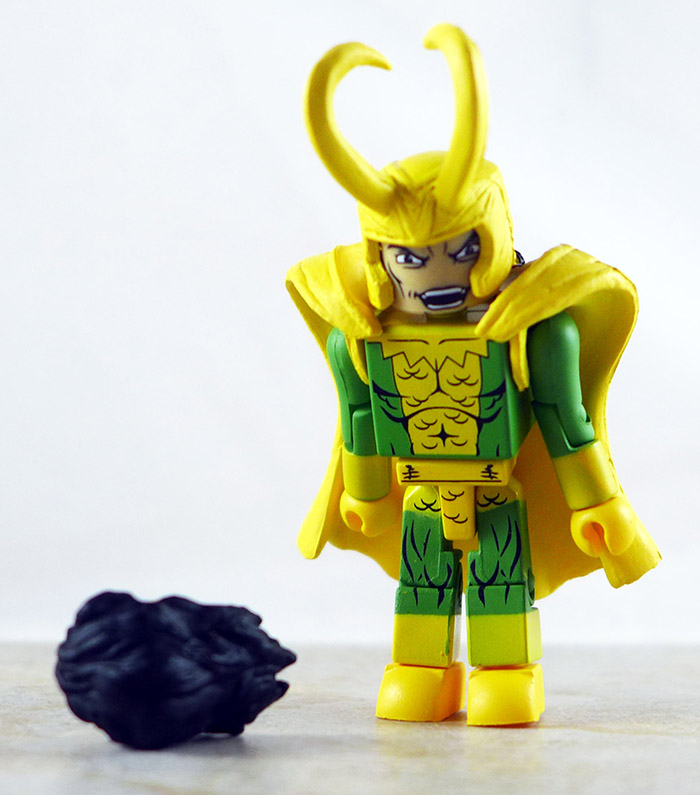 Loki Loose Minimate (Marvel 'Best Of' Wave 2)