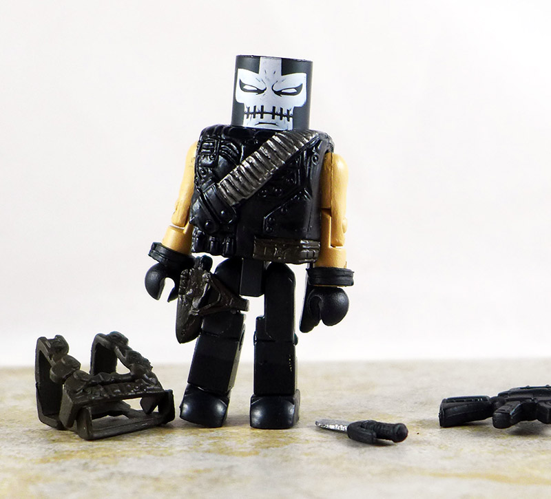 Crossbones Loose Minimate (Marvel TRU Wave 12)