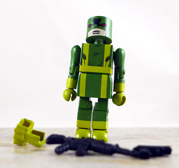 Hydra Agent Partial Loose Minimate (Marvel Wave 29)