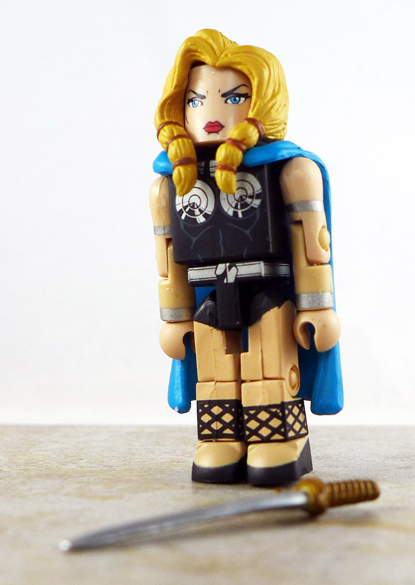 Valkyrie Loose Minimate (Marvel Defenders Box Set)