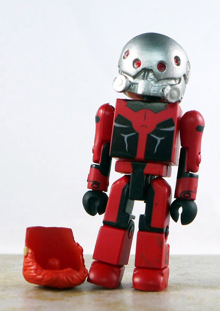 Ant Man II Loose Minimate (Marvel Wave 44)