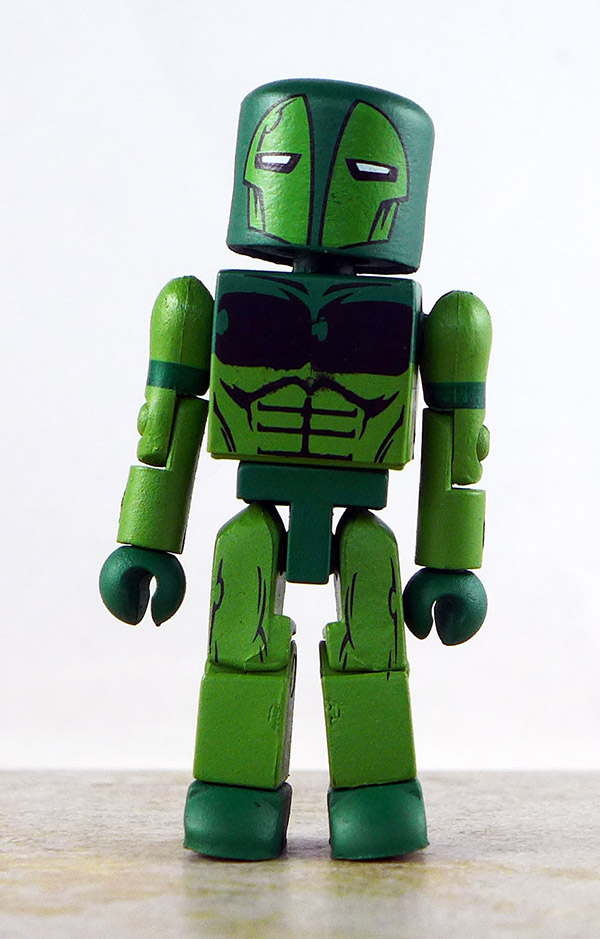 Vault Guard Partial Loose Minimate (Marvel Wave 30)
