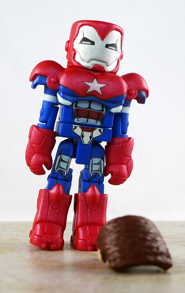 Iron Patriot Loose Minimate (Marvel Dark Avengers #1 Box Set)