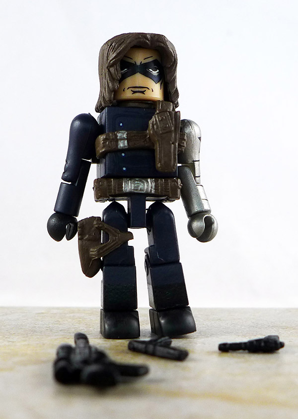 Winter Solider Loose Minimate (Marvel Wave 54)