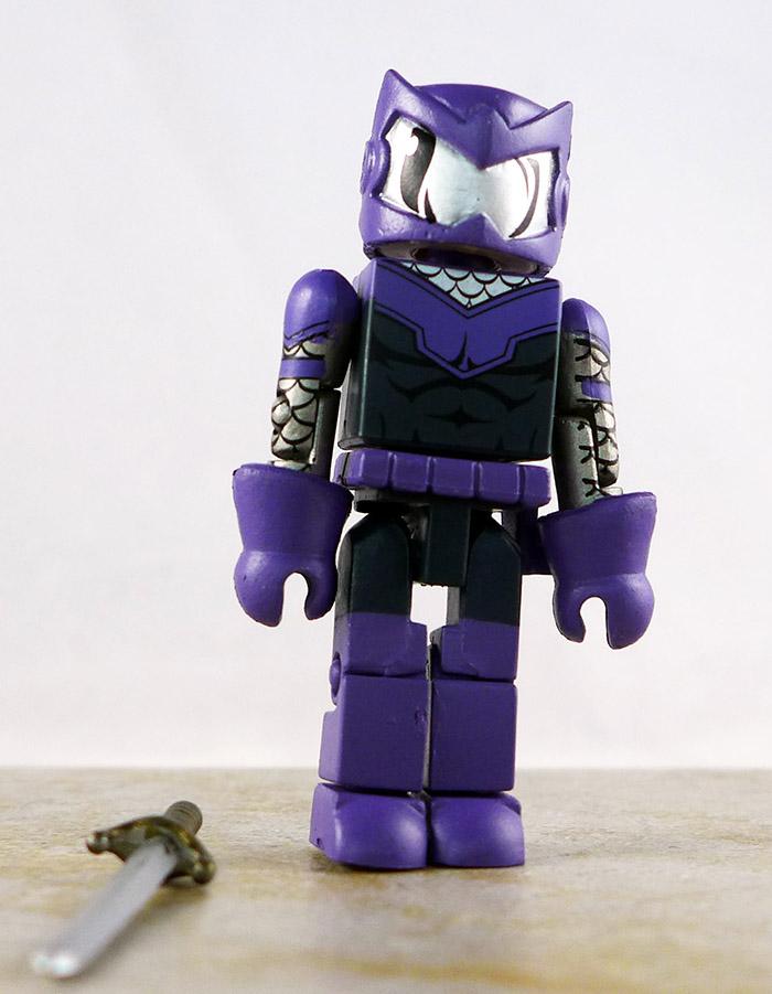 Swordsman Loose Minimate (Marvel TRU Wave 5)