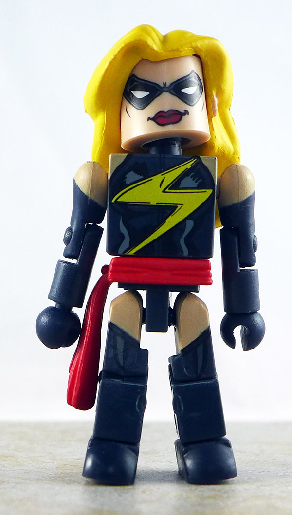 Ms. Marvel Loose Minimate (Marvel Wave 19)