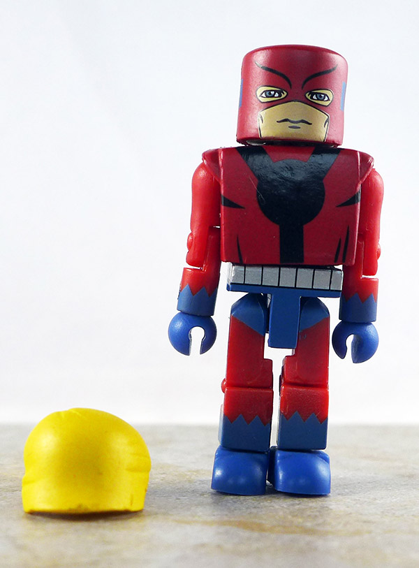Hank Pym Partial Loose Minimate (Marvel Avengers Box Set)