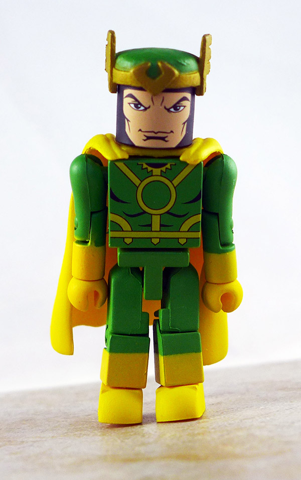 Loki Loose Minimate (Marvel The Mighty Thor: Stormbreaker Box Set)