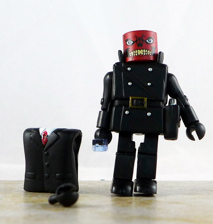Red Skull Loose Minimate (Marvel Wave 25)