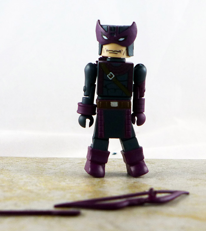 Hawkeye Loose Minimate (Dark Avengers #2 Box Set)
