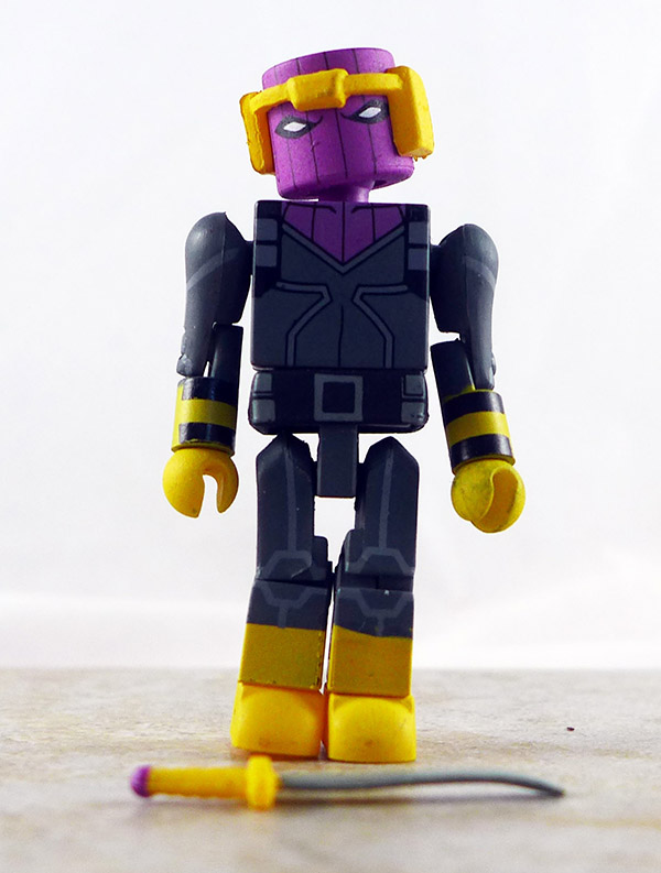 Baron Zemo Loose Minimate (Marvel Walgreens Wave 7)