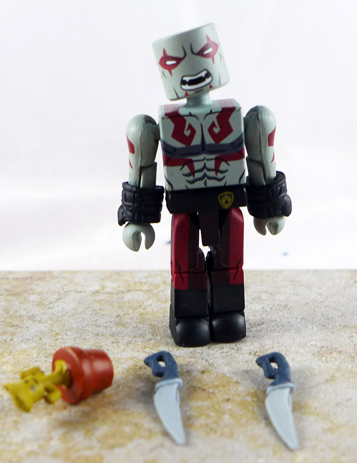 Drax the Destroyer Loose Minimate (Marvel Walgreens Wave 2)