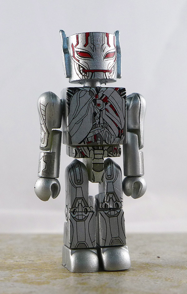 Sub-Ultron (Red) Loose Minimate (Marvel Age of Ultron Blind Bags)