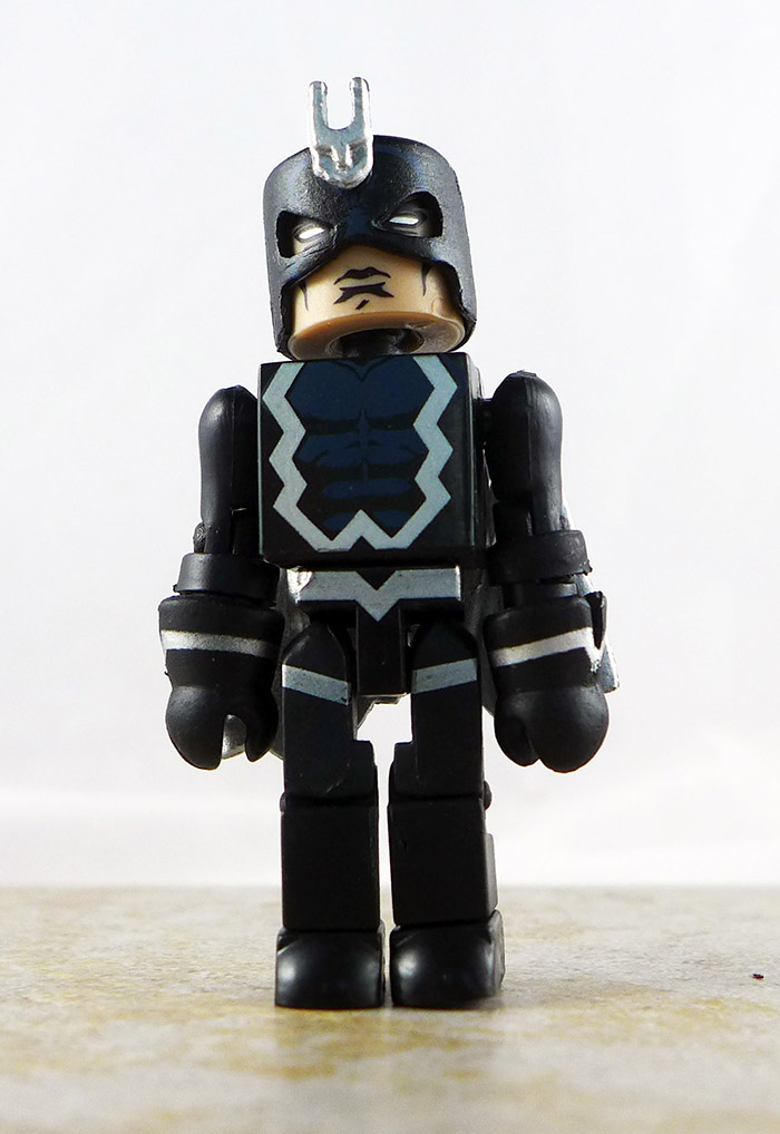 Black Bolt Loose Minimate (Marvel Wave 31)