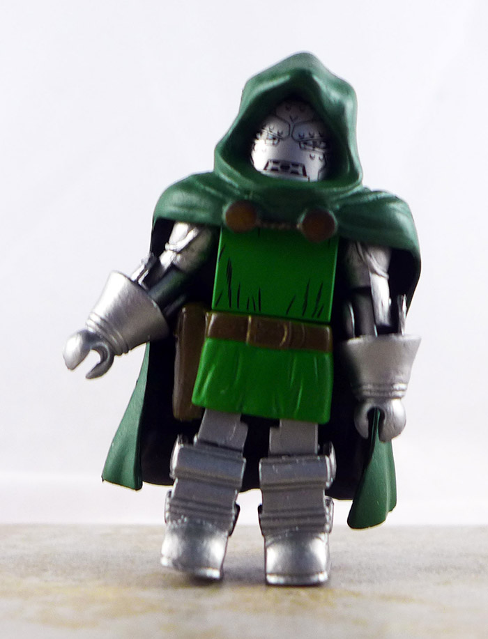 Dr. Doom Loose Minimate (Marvel vs. Capcom Series 3)