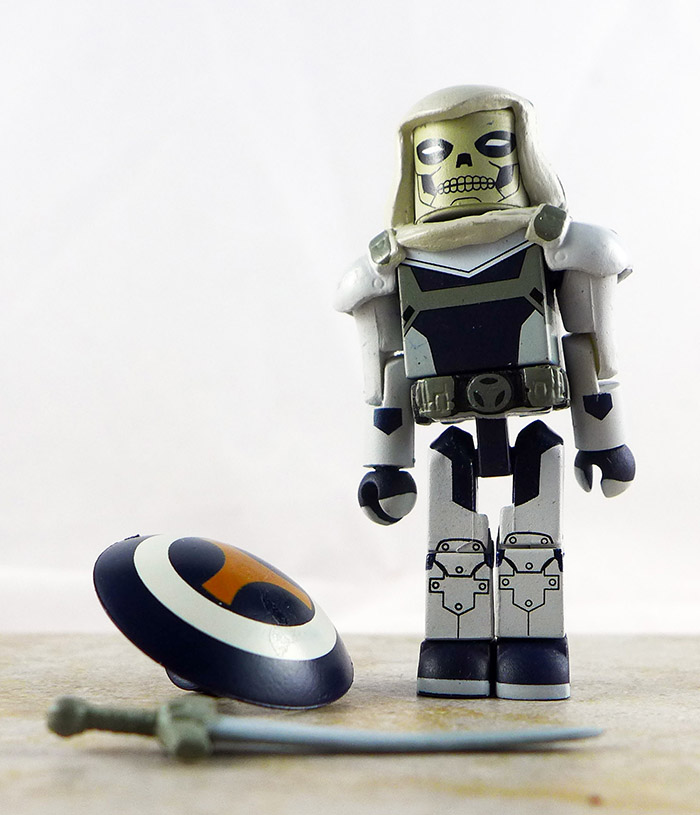 Taskmaster Loose Minimate (Marvel Walgreens Wave 2)