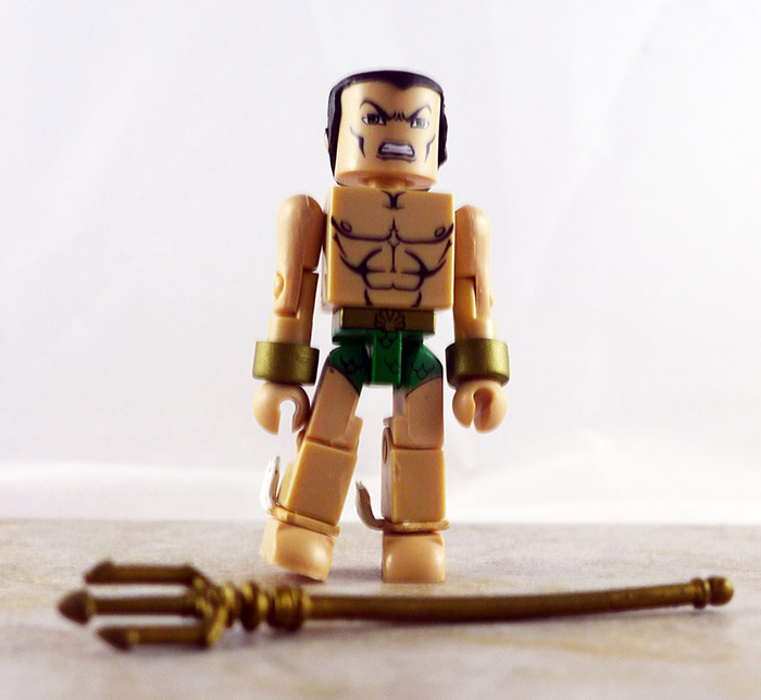 Sub-Mariner Loose Minimate (Marvel Invaders Box Set)