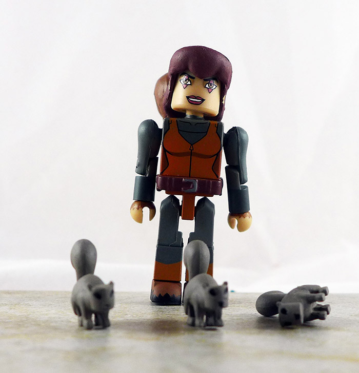 Squirrel Girl Loose Minimate (Marvel Walgreens Wave 3)